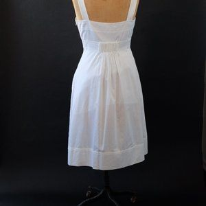 Diane Von Furstenberg White Dress